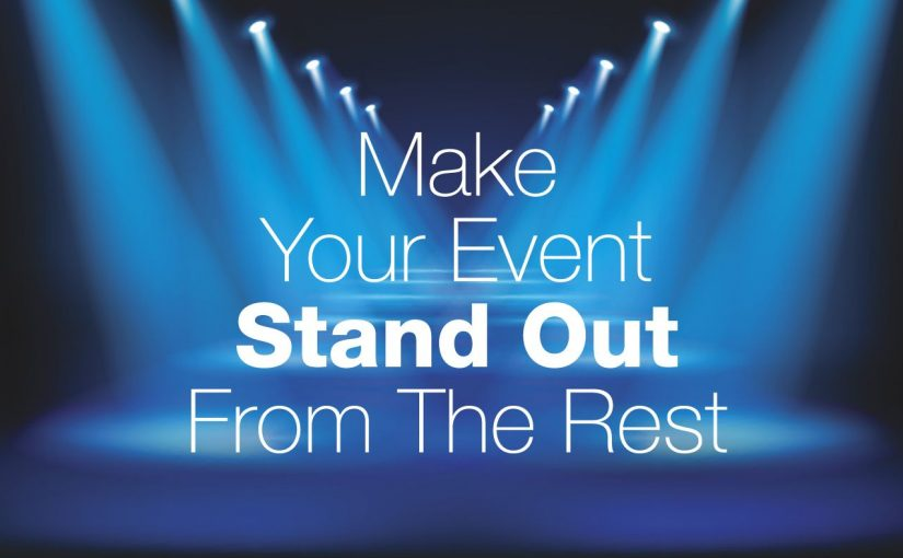 Futures Past Events – Your Next Event Is A Big Deal For Us!