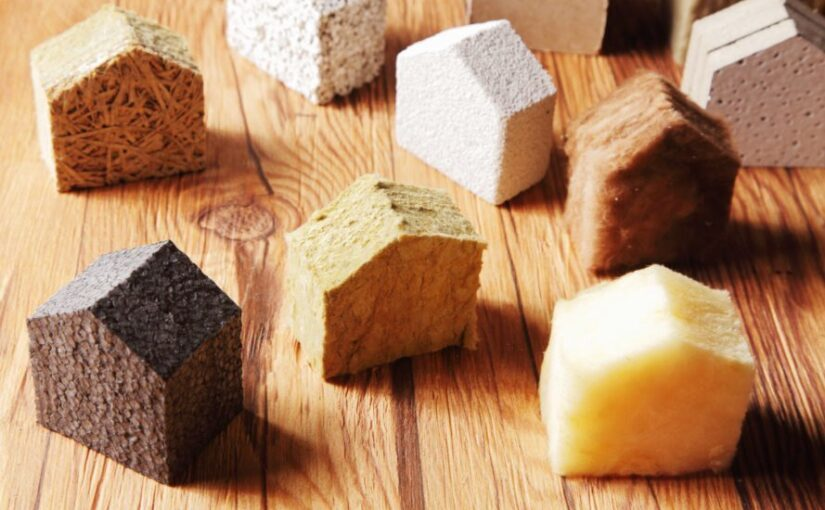What type of insulation is the most eco-friendly?